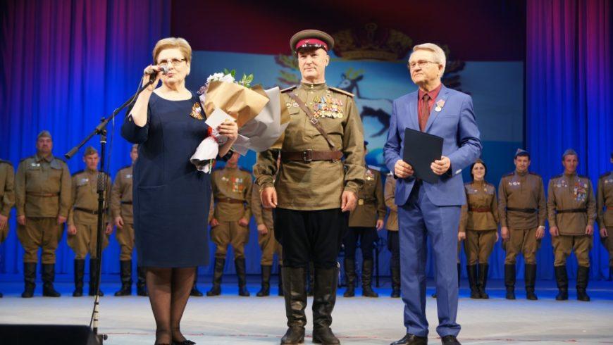 Открытый, региональный фестиваль патриотической песни «Знамя Победы!»